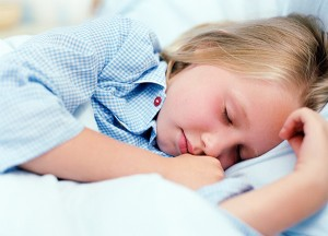 Bruxism children grinding teeth in sleeping