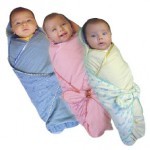 baby swaddle patterns