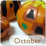 Interesting October Activities For Children