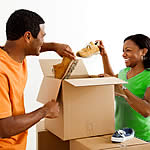 Preparing Children For Moving To New Home