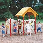 Outside Fun Playgroup Activities For Toddlers