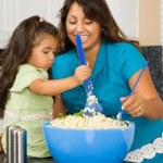 Cooking with Preschool Children