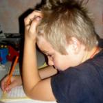 Short Term Memory Loss in Children Causes