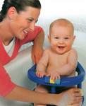 Newborn Baby Bathing Tips