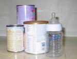 Types Of Baby Formula Feed