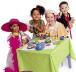 Host A Tea Party For Kids